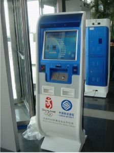 22inch Payment Kiosk pictures & photos