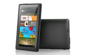 7inch Allwinner A13 512MB/4G WiFi, Without HDMI, External Android 4.0 Tablet Q88