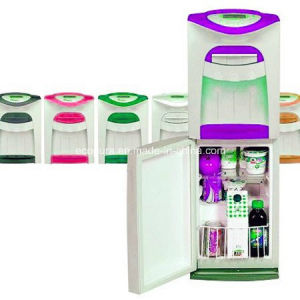 Hot & Cold and Warm Water Dispenser with Refrigerator pictures & photos