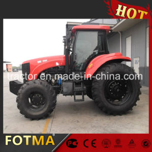 120HP Agricultural Tractor, Four Wheeled Farm Tractor (KAT 1204) pictures & photos