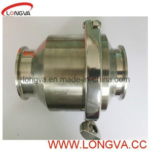 Wenzhou Sanitary Stainless Steel Non-Return Valve pictures & photos