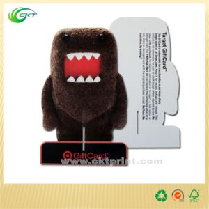 Custom Abnormal Card with Lamination (CKT- PC -090)