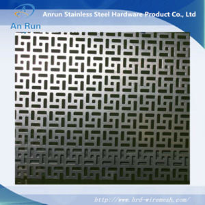 0.9 mm Round Hole Copper Sheet Perforated Metal Mesh pictures & photos