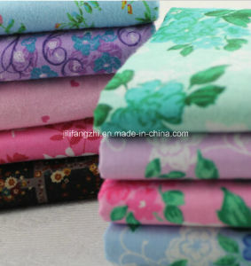 Baby/Bedding/Woven/Printed/Combed/Flannel Fabric