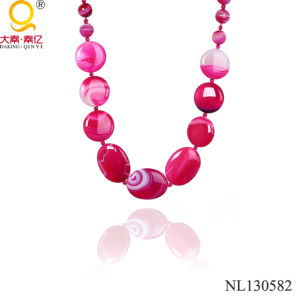 Natural Stone Necklace Fashion Jewelry pictures & photos