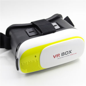 Wholesale Virtual Reality 3D Glasses as Personal Theater pictures & photos