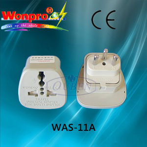 Travel Adaptors WAS-11A (Socket, Plug) pictures & photos