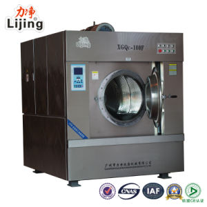 100kg Dry Cleaner Dedicated Fully Automatic Industrial Washing Equipment pictures & photos