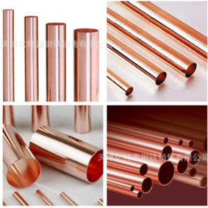 Soft Copper Tube for Air Conditioner pictures & photos