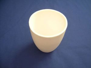 High Temperature Resistant Alumina Ceramic Crucible pictures & photos
