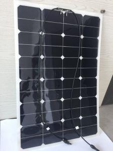 80watt 27V Flexible Solar Cell Cheap Solar Panels China 50W 60W 100W pictures & photos