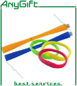 Wristband USB Flash Drive with Customized Logo 36 pictures & photos