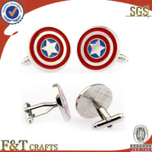 High Quality Captain/Header/Team Leader Mans Custom Cufflink pictures & photos