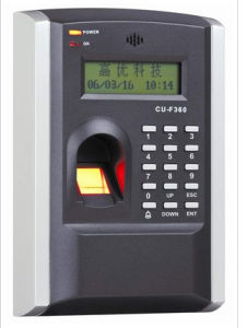 Network RFID Reader & Fingerprint Access Control Cu-F360 pictures & photos