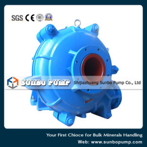 High Quality Rubber Liner Slurry Pump pictures & photos
