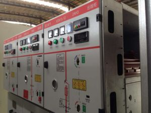 LV Ring Main Unit Transformer Switchgear with ABB MCCB pictures & photos