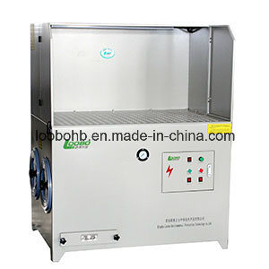 Polishing and Grinding Dust Collector with Downdraft Airflow Rate Dust Collection System pictures & photos