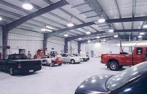 Steel Structure 4s Shop/Auto Car Exhibition Hall/Steel Structure Building (DG3-038) pictures & photos