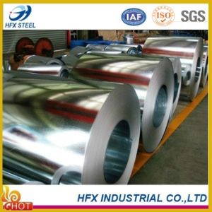SGCC Z140 Spangle Hot DIP Gi Galvanized Steel Coil pictures & photos
