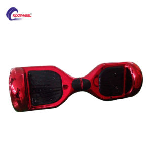 Smart Electroplating Two Wheel Self Balancing Scooter with Ce (S36-D) pictures & photos