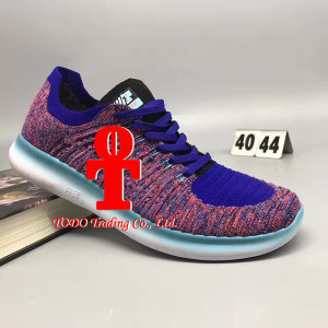 Free Flyknit 5.0 Barefoot Fly Line Elastic Damping Wear-Resisting Jogging Shoes (GBSH013) pictures & photos