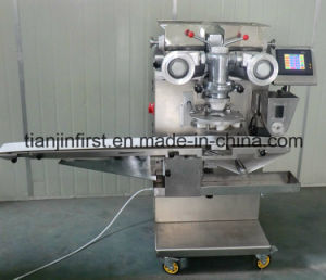 Highly Efficient Popular Moon Cake Package Filling Machine /Automatic Food Baking Equipment pictures & photos