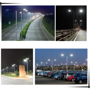 Waterproof IP65 Ce RoHS Bridgelux 50W LED Street Light pictures & photos