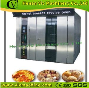 Hot Air Rotary Oven R-100 pictures & photos