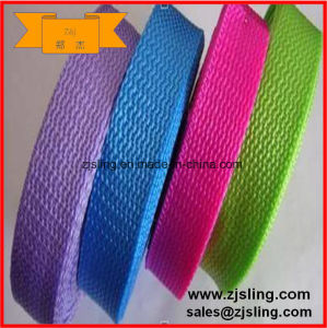 Poyester Colourful 25mm-250mm Webbing pictures & photos