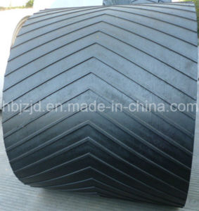 General Purpose Chevron Rubber Conveyor Belt pictures & photos