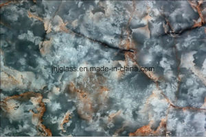 Shahe Best Quality 3mm to 8mm Marble Glass for Background pictures & photos