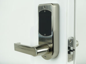 Touch Screen Keypad Lock with RF Card (V-MR0818) pictures & photos