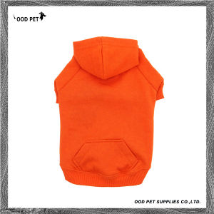 Cotton&Polyester Basic Dog Hoodie Sph6001-7 pictures & photos