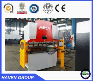 CNC hydraulic bending machine with E200 control pictures & photos