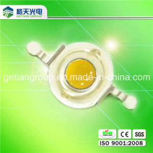 China Factory Warm White 3W High Power LED Diode pictures & photos