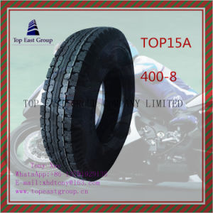 ISO Nylon 6pr Long Life Motorcycle Inner Tube, Tricycle Tyre 400-8 pictures & photos