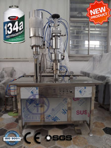 Pneumatically Controlled Undercup Filling Machine (QGBG) pictures & photos