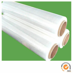 23mic Pallet Wrap Hand Roll PE Stretch Film pictures & photos