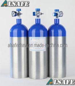4.6L E Size Medical Oxygen Aluminum Tank pictures & photos