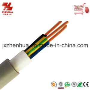 3X1.5mm2 3X2.5mm2 3core PVC Insulated Power Cable pictures & photos
