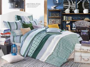 Elegant High Quality Home Useful Cotton Duvet Cover pictures & photos