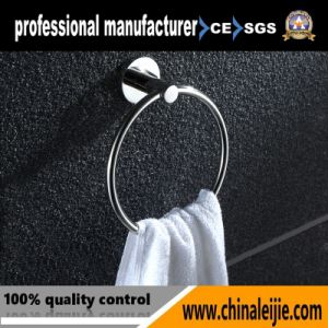 SUS304 Stainless Steel Towel Rack for Hotel and Public Project pictures & photos