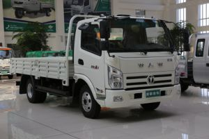 Truck with 2000mm Single Row Seat Cabin pictures & photos