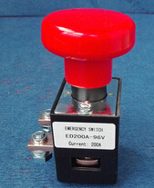 Emergency Switch/Emergency Stop Switch/Emergency Button Switch