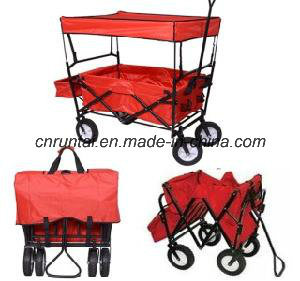 High Quality and Cheap Folding Wagon Fw3016 pictures & photos