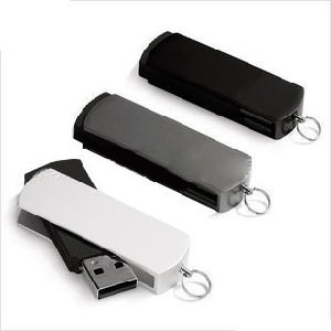 Plastic Twister USB Disk with Kinds of Colors pictures & photos