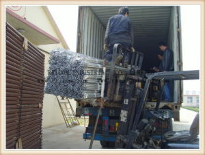 Export Ladder Scaffolding System Frame Used for Construction pictures & photos