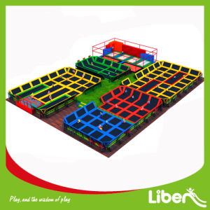 High Quality Opening Indoor Trampoline Area for Kids pictures & photos