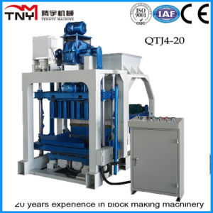 Qtj4-20 Hollow Block Machine / Price Concrete Block Machine pictures & photos