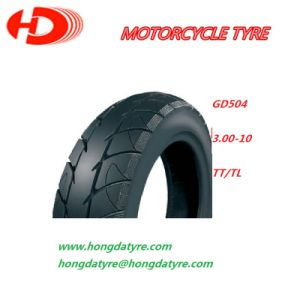 High Performance Motorcycle Tire 3.00-10 pictures & photos
